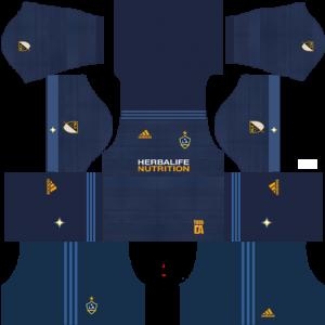 Dream League Soccer DLS 512×512 LA Galaxy Away Kits