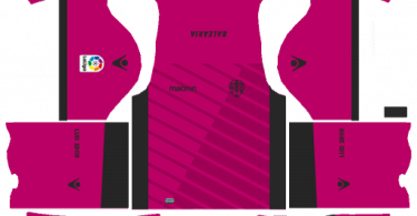 Dream League Soccer DLS 512×512 Levante UD Third Kits