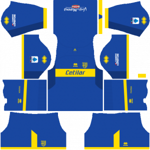 Dream League Soccer DLS 512×512 Parma Calcio Third Kits