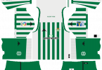 Dream League Soccer DLS 512×512 Real Betis Home Kits