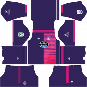 Dream League Soccer DLS 512×512 Real Valladolid Away Kits