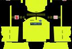 Dream League Soccer DLS 512×512 SC Paderborn 07 Third Kits