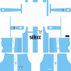 Dream League Soccer DLS 512×512 SS Lazio Away Kits