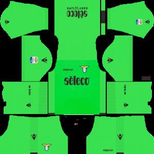Dream League Soccer DLS 512×512 SS Lazio GoalKeeper Away Kits