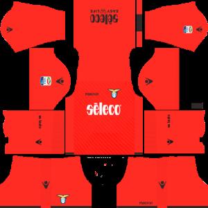 Dream League Soccer DLS 512×512 SS Lazio GoalKeeper Third Kits