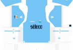 Dream League Soccer DLS 512×512 SS Lazio Home Kits