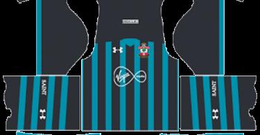 Dream League Soccer DLS 512×512 Southampton FC Away Kits