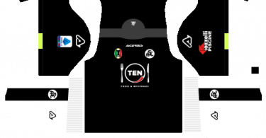 Dream League Soccer DLS 512×512 Spezia Calcio Away Kits