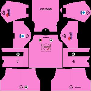 Dream League Soccer DLS 512×512 Spezia Calcio GoalKeeper Third Kits