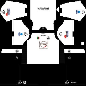 Dream League Soccer DLS 512×512 Spezia Calcio Home Kits