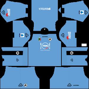Dream League Soccer DLS 512×512 Spezia Calcio Third Kits