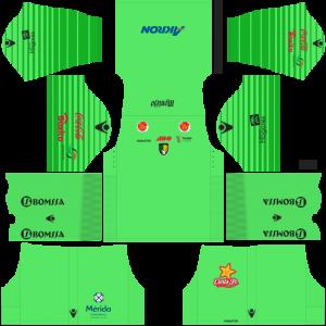 Dream League Soccer DLS 512×512 Venados FC Third Kits